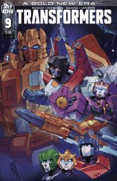 The Transformers #9