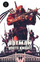 Batman: Curse of the White Knight #2