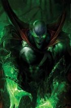 Spawn #284 Cover C Virgin Mattina