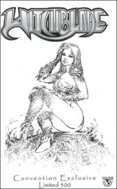 Witchblade #60 Convention Exclusive