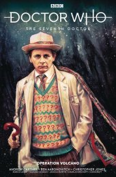 doctor who: the seventh doctor - operation volcano tp