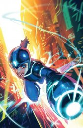 Mega Man: Fully Charged #1 Cover B Infante Foil