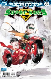 Super Sons #10 Variant Edition