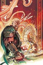 Shang #1 Cover D Colapietro