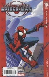 Ultimate Spider-Man #104 Mark Bagley Limited Variant