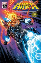 Cosmic Ghost Rider #1 J. Scott Campbell SDCC Glow-In-The-Dark Variant