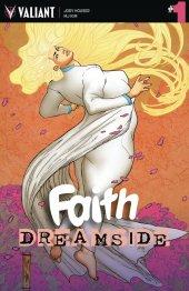 Faith: Dreamside #1 Cover E 1:20 Cover Pollina