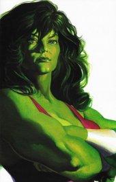 Immortal She-Hulk #1 Alex Ross She-Hulk Timeless Variant