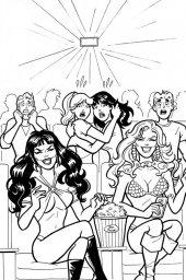 Red Sonja & Vampirella Meet Betty & Veronica #7 1:11 Incentive