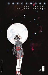 Descender #1 Original Cover