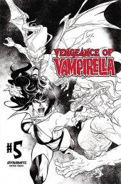 Vengeance of Vampirella #5 1:15 Incentive