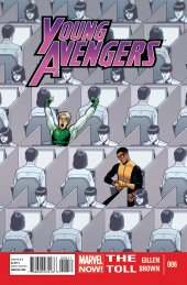 Young Avengers #6