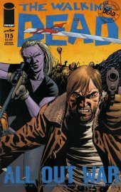 The Walking Dead #115 2nd Printing