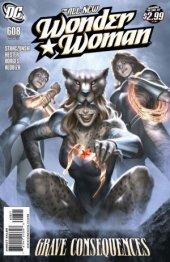 Wonder Woman #608 Variant Edition