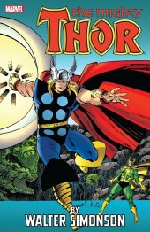 The Mighty Thor By Walter Simonson Vol. 4 TP New Printing