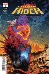 Cosmic Ghost Rider #4 Original Cover