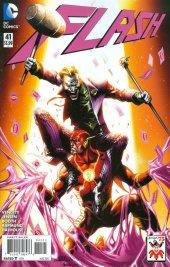 The Flash #41 The Joker Variant