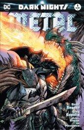 Dark Nights: Metal #1 Tyler Kirkham Variant A