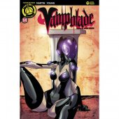 Vampblade #11 Cover C Mendoza