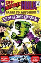 tales to astonish #75