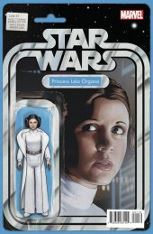 Star Wars: Princess Leia #1 Action Figure Variant