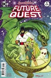 Future Quest #12 Variant Edition