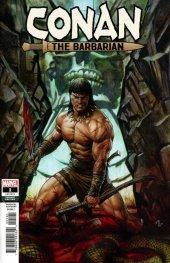 Conan the Barbarian #1 Adi Granov Variant