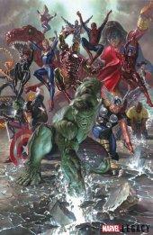 Marvel Legacy #1 Alex Ross Variant