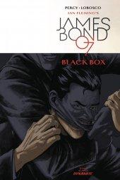 James Bond: Black Box #5 Cover B Masters