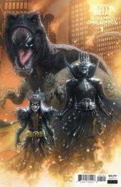 Dark Nights: Death Metal - Legends of the Dark Knights #1 1:25 Incentive Variant Edition