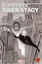 Edge of Spider-Verse #2 Comic Bug Siya Oum BW Variant