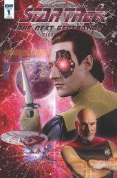 Star Trek: The Next Generation - Mirror Broken #1 1:10 Corroney Cover