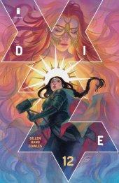 DIE #12 Cover B