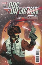 Star Wars: Poe Dameron Annual #1 Asrar Variant