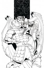 Dungeons & Dragons: Infernal Tides #2 1:10 Incentive Variant