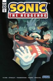 Sonic the Hedgehog #26 1:10 Incentive Variant