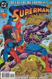 Action Comics #701 Original Cover