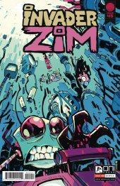 Invader Zim #45 Cover B Cab