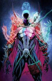 Spawn #301 Cover P Virgin Campbell