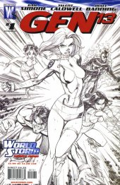 Gen 13 #1 Cover C