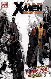 X-Men: Regenesis #1 New York Comic Con 2011 Variant