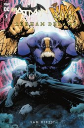 Batman / The Maxx: Arkham Dreams #1 1:25 Cover Lee
