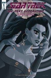 Star Trek: The Next Generation - Mirror Broken #1 Subscription Variant