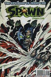 Spawn #101 Newsstand Edition