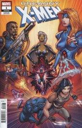 Uncanny X-Men #1 Scott Williams Variant