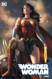 Wonder Woman #750 Ejikure Variant