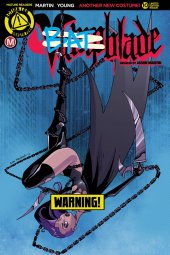 Vampblade #10 Cover D Batblade Risque