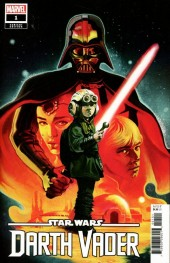 Star Wars: Darth Vader #1 1:100 Del Mundo Variant