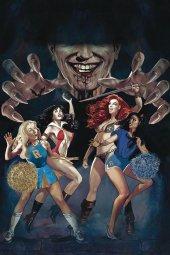 Red Sonja & Vampirella Meet Betty & Veronica #6 Dalton Virgin