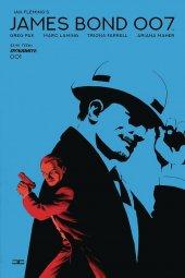James Bond 007 #1 Cover B Cassaday